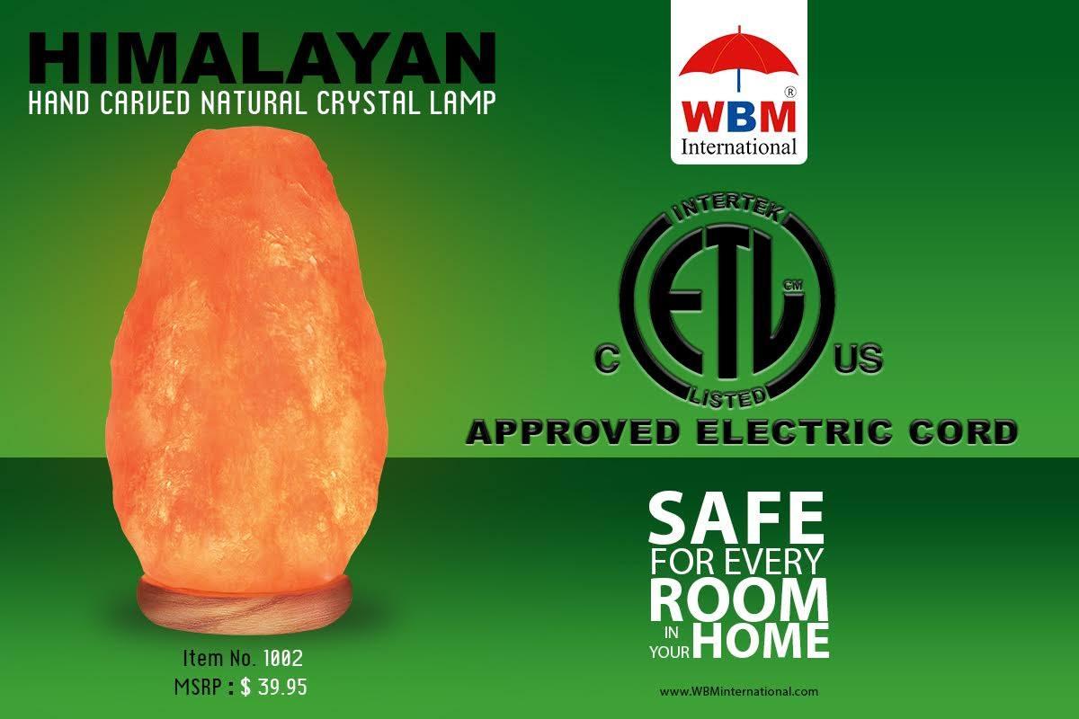 Salt lamps Himalayan Pink Salt wbmint.blogspot.com: Wbm International do not recall salt lamps