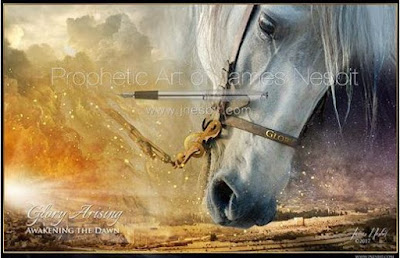 The Bridal On A Horse by Tammy Lang Jensen