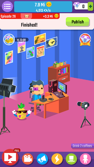Vlogger Go Viral Costumes Update - Homepage  |  For Gamers Like Me