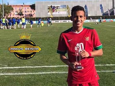 Egy Maulana Jadi Top Skor Piala AFF U-18