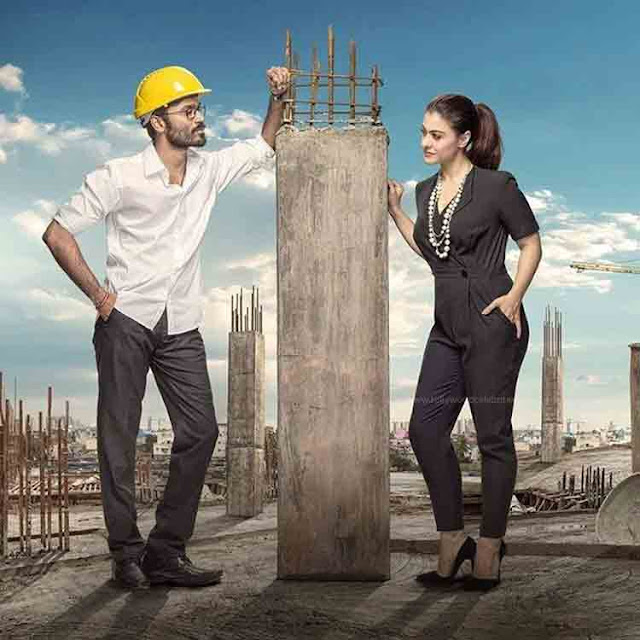 Dhanush's VIP 2 First Look Poster Out
