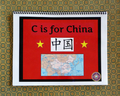 ABC China book bound by Appletastic Learning on The ESL Connection