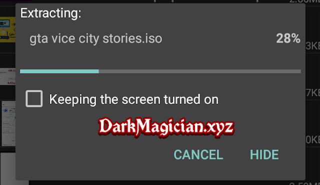 আপনার Android থেকে খেলুন GTA Vice City Highly Compressed PSP Games  68MB 100% Working সাথে Download Link 37