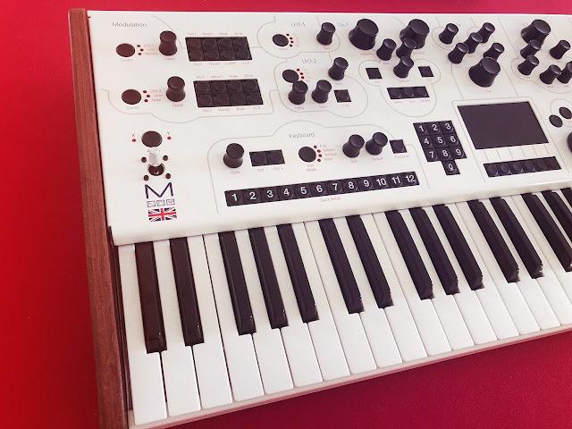matrixsynth modal electronics modulus 002. Black Bedroom Furniture Sets. Home Design Ideas