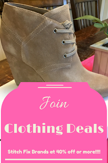 Stitch Fix, Victoria Secret, ModCloth, Dolce Vita, women's clothing