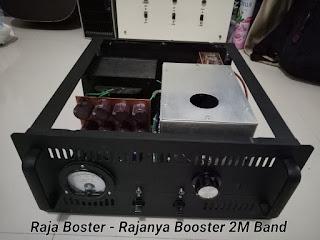 Sertifikasi Produk Boster 2 Meter Band 144Mhz Tabung