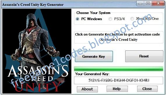 assassins creed unity license key.txt