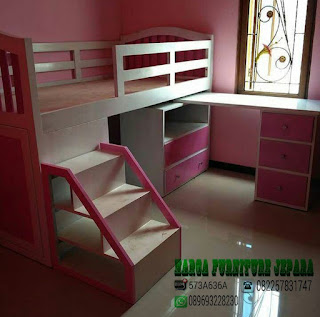 Tempat tidur anak tingkat murah