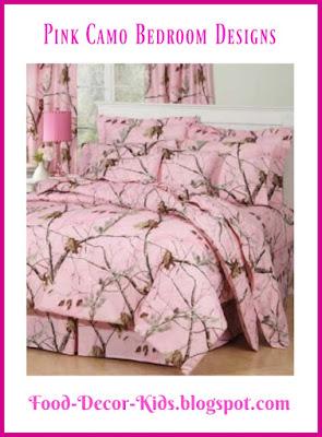 Pink Camo Bedroom Comforters