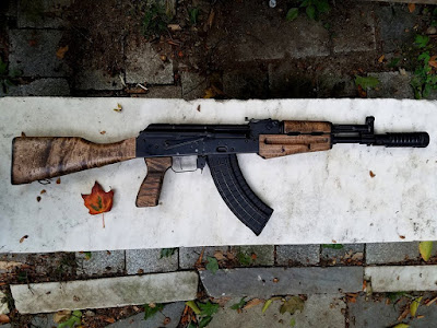 Customized-serial-AK