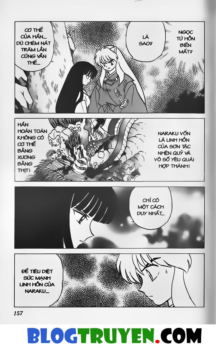 Inuyasha vol 38.9 trang 8
