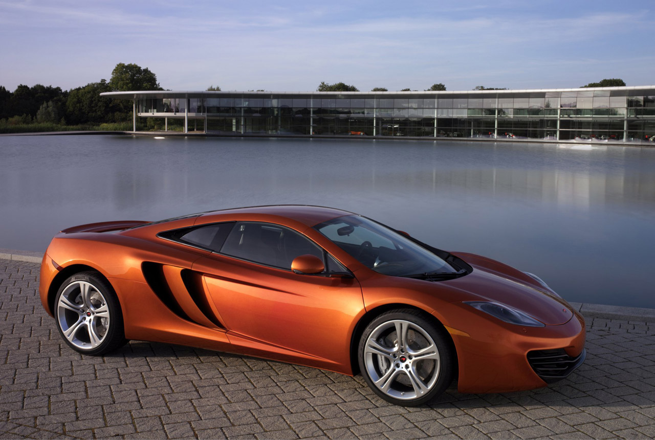 Sports Craze: New McLaren MP4-12C GT3
