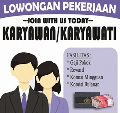 Lowongan Kerja di  PT. Nusantara Surya Sakti Cabang Lamnyong Banda Aceh