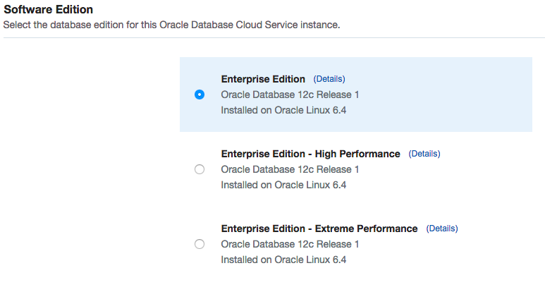 Data is Everywhere: How Oracle metered Database Cloud Service (DBCS