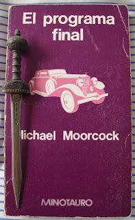 Portada del libro El programa final, de Michael Moorcock