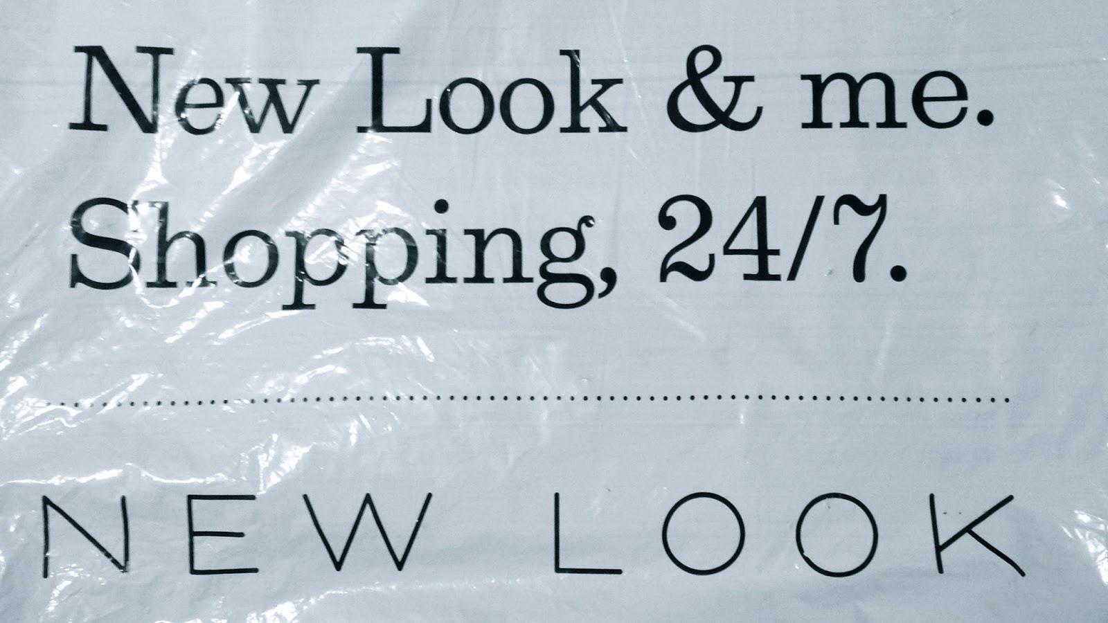 Christmas Sales Haul: New Look