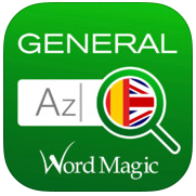 English-Spanish Reference Dictionary for iPhone and iPad