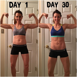 30 day, results, fitness, weight loss, abs, muscle, spring, bootcamp, mom, clean eating, group, support