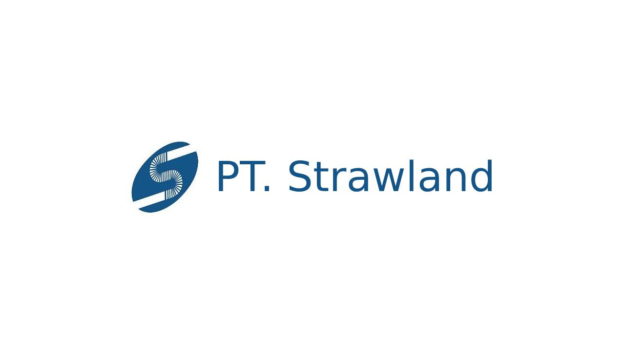 Lowongan Kerja PT. Strawland Tangerang 2019