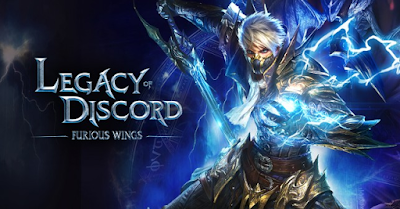 Legacy Of Discord Furiouswings v1.2.5 Mod Apk (Infinite Diamons)