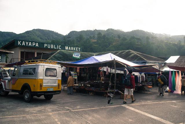 Kayapa Public Market