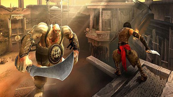 Prince Of Persia The Two Thrones screenshot 4