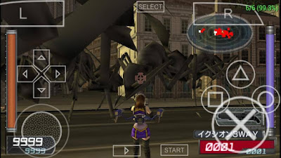 Download Game PPSSPP Earth Defenese Earth 2 ISO High Compress