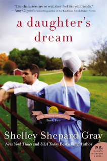 Revew - A Daughter's Dream by Shelley Shepard Gray