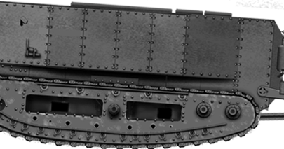 low priced detailed look brand new BlueisKewl: September 6, 1915: The First Tank Little Willie ...