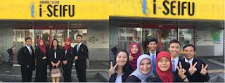 Lima Mahasiswa PBJ Unnes Sukses Ikuti Program Joint Degree di Seifu Institute of Information Technology Osaka