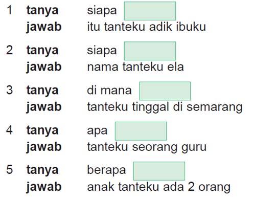 Rpp Sd Rpp Siklus 1 Bahasa Indonesia Kelas 2