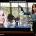 Touch sensitive Smart Glass Display