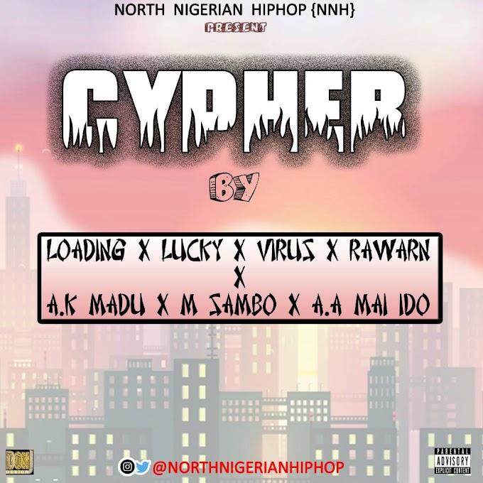 Music Cypher by Loading X Lucky X Virus X Rawarn