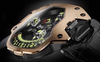 Wallpaper: Urwerk Watches