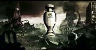 Eurocopa 2012 copa en guerra