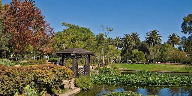 O que ver/fazer no Alice Keck Park Memorial Gardens
