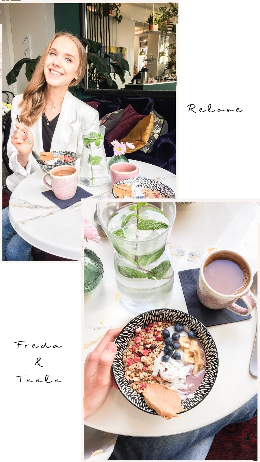 Cafes in Helsinki: Relove - Helsingin kahvilat: Relove