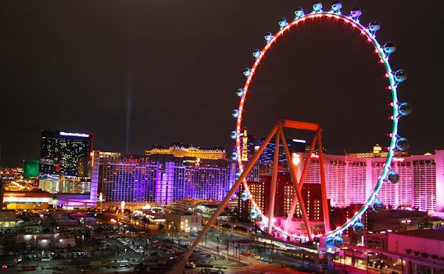 Roda Gigante High Roller Las Vegas