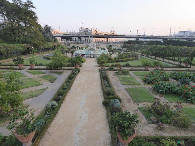 giardini di Villa del Principe Genova