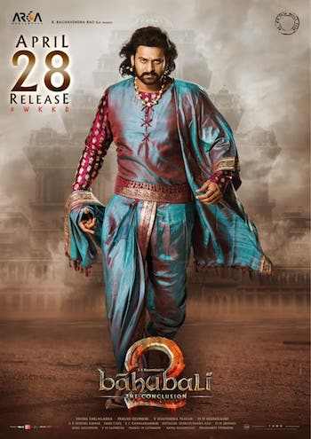 Baahubali 2 The Conclusion 2017 Hindi CAMRip x264 900MB