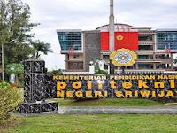 PENDAFTARAN MAHASISWA BARU (POLSRI) 2020-2021