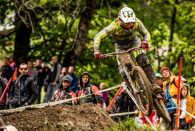 2016 Crankworx Les Gets iXS Downhill Highlights And Results