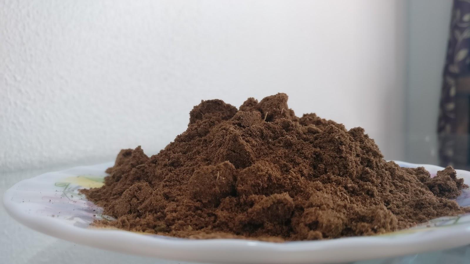 how to make curry powder with garam masala