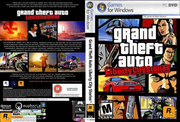Grand theft auto: vice city stories' and 'grand theft auto.