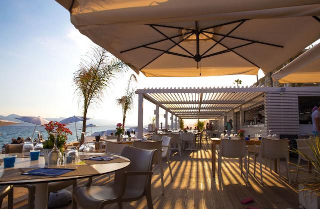 Restaurantes em Cannes