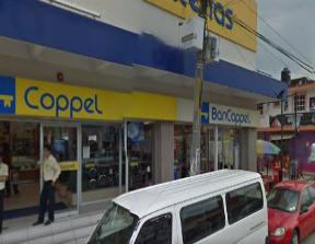 """Asaltan tienda """"Coppel"""" de la colonia Revolucion en Xalapa Veracruz"""