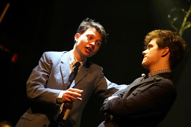 Monteverdi: L'Orfeo - Benedict Hymas, Rory Carver - Brighton Early Music Festival (Photo Robert Piwko)