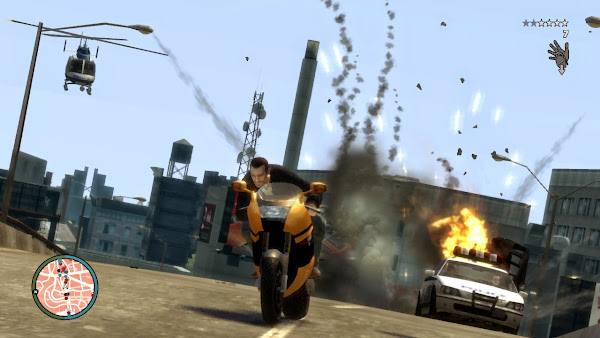 Grand Theft Auto IV: Complete Edition (Region Free) PC Screenshots #1
