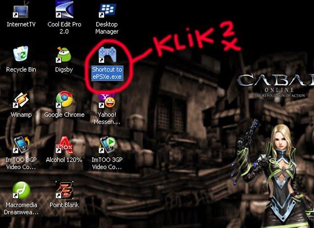 Download Emulator PS1 For your Pc epsexe 1.70 | Aryawiguna's Blog