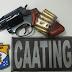 Homem é preso portando revólver na Peregrinação ao Santuário de Divina Pastora